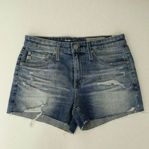 Anthropologie AG Jeans Cut-offs Size 24